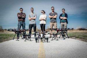 professional drone from from the manufacturer : international orders are welcome