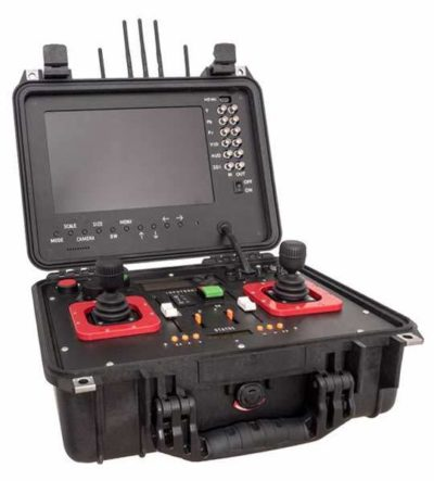 uav rugged ground station
