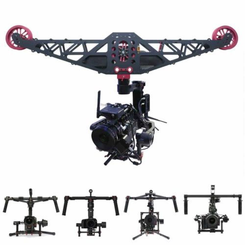 spidercam cablecam per dji ronin con red epic blackmagic