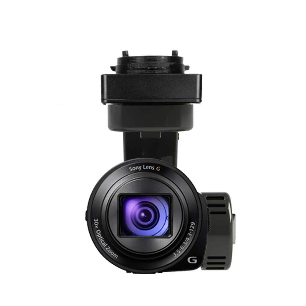 zoom camera qx30 sony dji matrice 100 gimbal