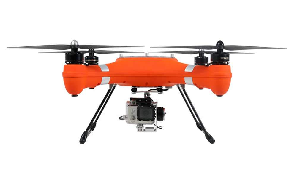 drone impermeabile ip68