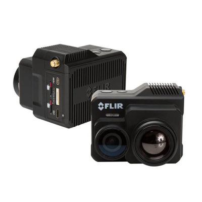 flir duo pro thermal camera dual sensor for drone