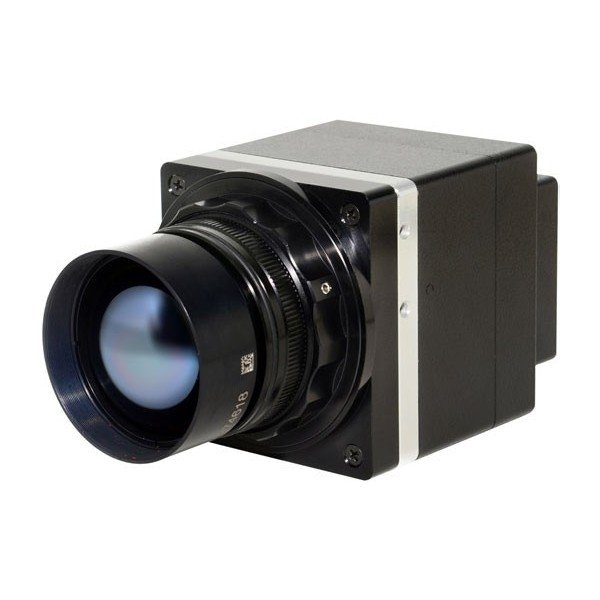dual sensor gimbal thermal camera 30hz