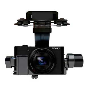 gimbal for aerial mapping and survey