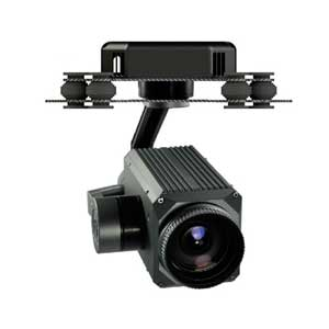 gimbal for surveilance and aerial inspection