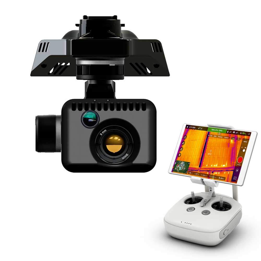 Flir Thermal gimbal for DJI Multirotors