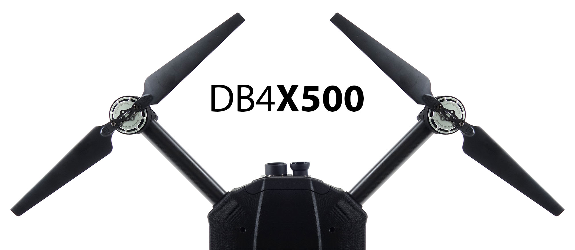 drone professionale x500 multifunzione very light